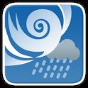 台風レーダー :ソラダスが提供する無料台風アプリ icon