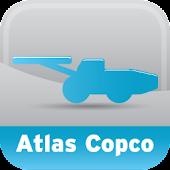 Atlas Copco Underground tablet