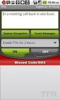 Screenshot of TTYL Free