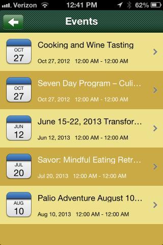 Il Campo Cucina - screenshot