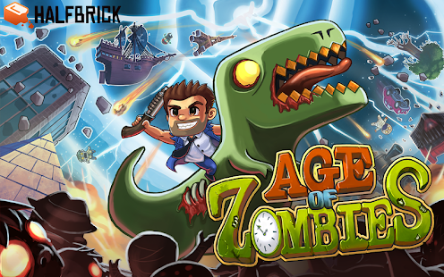 Age of Zombies Screenshot