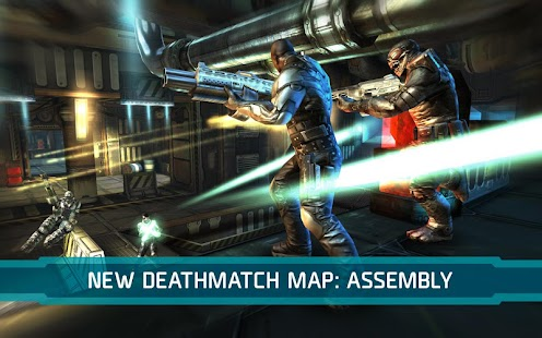SHADOWGUN DeadZone 2.6.0 APK + DATA