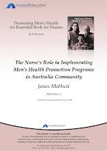 Nurse's Role in Implementing Men's Health Promotion Programs in the Australian Community