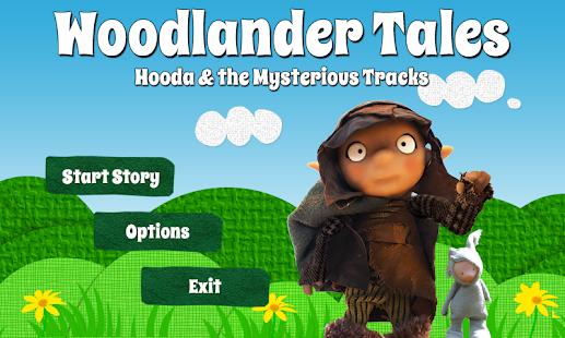 Woodland Tales Bedtime Story - screenshot thumbnail