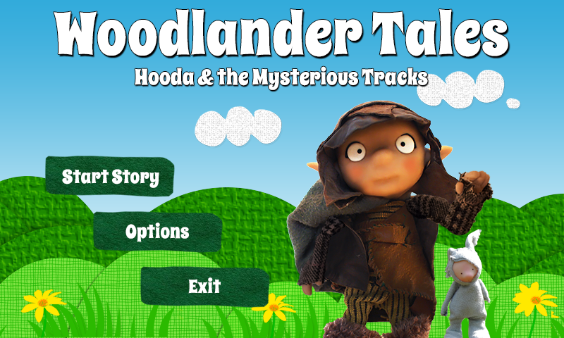 Woodland Tales Bedtime Story - screenshot