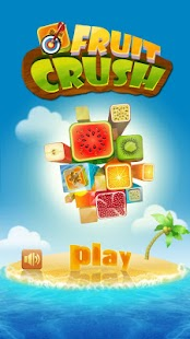 Fruit Crush:水果粉碎