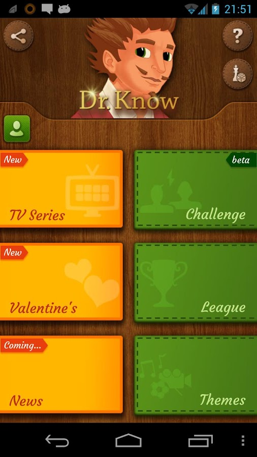 Dr. Know - screenshot