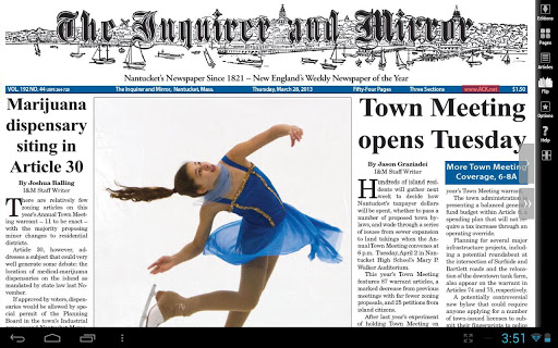 Nantucket Inquirer and Mirror