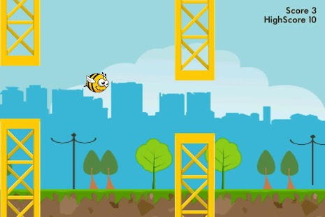 City Bee- screenshot thumbnail