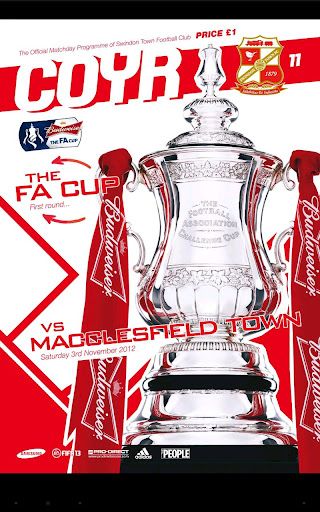 STFC Official Programmes