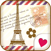 Cute wallpaper★From paris