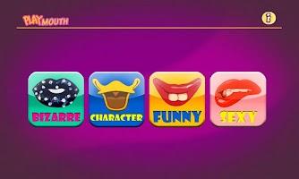 Screenshot of PlayMouth