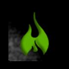 Dark Green CM11/PA theme icon