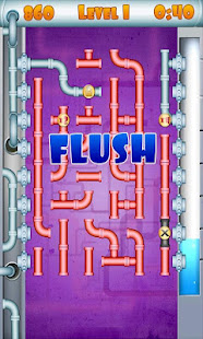 Screenshots of Plumber for iPhone