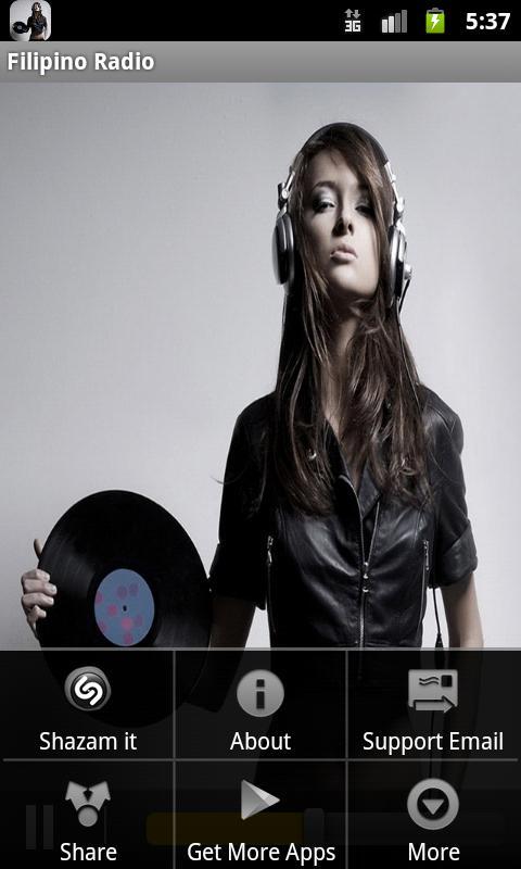 Filipino Radio- screenshot
