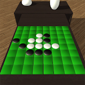 Reversi 3D by Purple Buttons