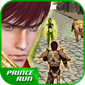 Prince Run for PC and MAC