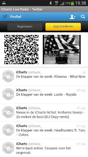 【免費音樂App】iCharts-APP點子