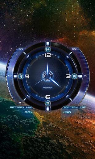 Space Tourism Live Wallpaper