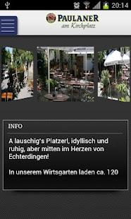Paulaner am Kirchplatz- screenshot thumbnail