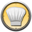 Retro Cooking Timer logo