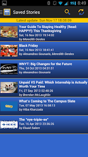 NYIT Pocket Campus Slate - screenshot thumbnail
