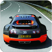 Hot Speed Bugatti Veyron