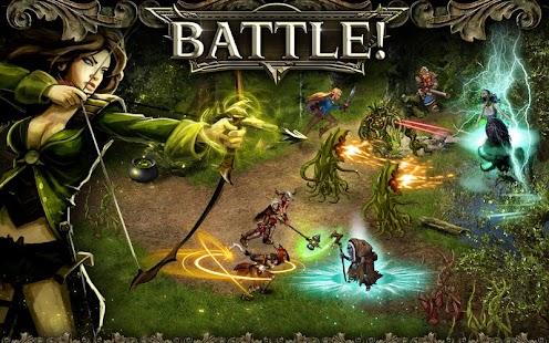 Legends at War - screenshot thumbnail