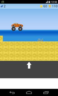 玩免費休閒APP|下載卡車跳躍遊戲 app不用錢|硬是要APP