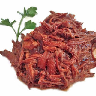 Shredded Beef Barbecue