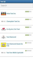 Screenshot of Taxi Ontario