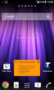 TelstraOne - screenshot thumbnail