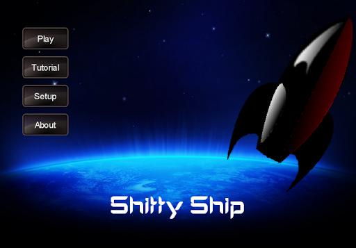 Shitty ship