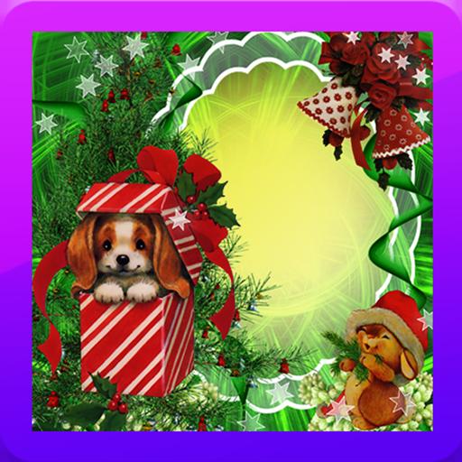 圣诞相框 生活 App LOGO-APP試玩