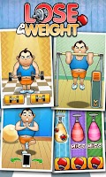 Screenshot of Fat Man Fitness - Mini Games