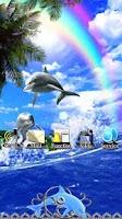 Screenshot of Dolphin Rainbow