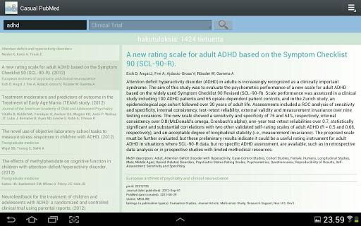 【免費醫療App】Casual PubMed-APP點子