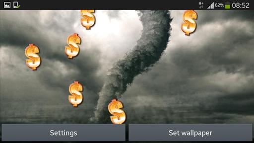 玩免費個人化APP|下載龍捲風動畫壁紙 app不用錢|硬是要APP