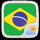 Portuguese (Brazilian) GO Weather icon