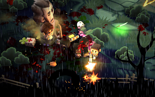Minigore 2: Zombies Screenshot