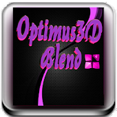 Pink 3D OptimusB Next Launcher