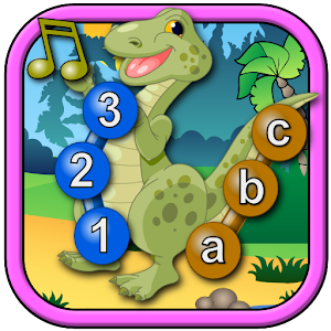 Kids Dinosaur Join the Dots for PC and MAC