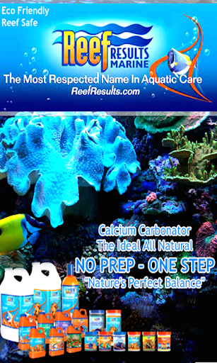 Reef Results Marine
