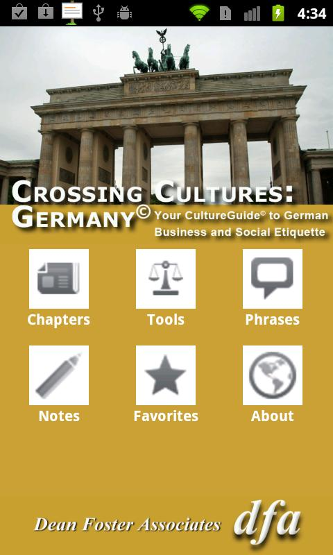 Germany Culture Guide - screenshot