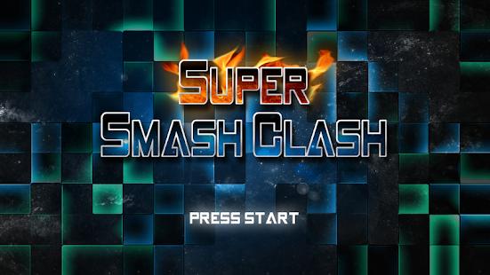 Super Smash Clash Brawler Free