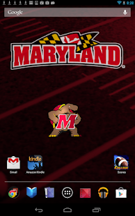 Maryland Terps Live Wallpaper - screenshot thumbnail