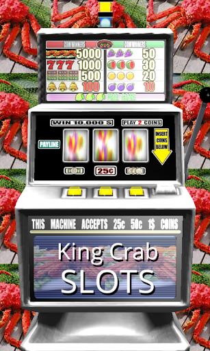 3D King Crab Slots - Free