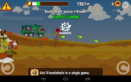 Zombie Road Trip Screenshot 13
