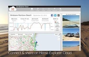 Screenshot of Hema Explorer