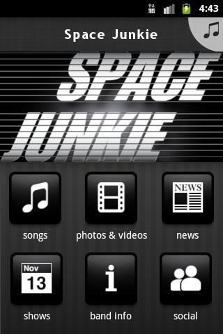 Space Junkie - screenshot